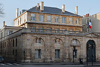 Court of Appeal at 17 Cours de Verdun, Bordeaux, Aquitaine, France. Originally the Hotel Nairac, it was built 1775-77 for Pierre-Paul Nairac of the famous Bordeaux wine merchant family and was designed by Victor Louis. Picture by Manuel Cohen