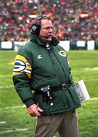 Green Bay Packers Coach Mike Holmgren