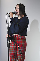 FORT LAUDERDALE, FL - APRIL 19: Noah Cyrus visits iHeart Radio Station Y100 on April 19, 2017 in Fort Lauderdale, Florida. <br /> CAP/MPI04<br /> &copy;MPI04/Capital Pictures