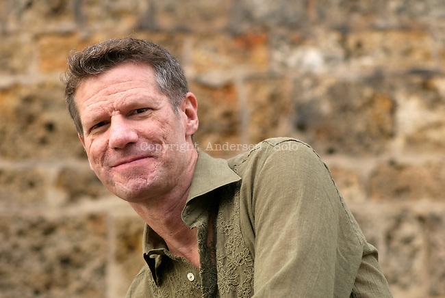 Peter Cameron, American writer.