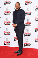 Reggie Yates at the Empire Film Awards 2017 at The Roundhouse, Camden, London, UK. <br /> 19 March  2017<br /> Picture: Steve Vas/Featureflash/SilverHub 0208 004 5359 sales@silverhubmedia.com