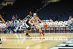 Ole Miss Lady Rebels' Gracie Frizzell (12) vs. Mississippi Valley State at the C.M. &quot;Tad&quot; Smith Coliseum in Oxford, Miss. on Tuesday, November 27, 2012.