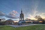 Albert Memorial, Kensington Gardens, London