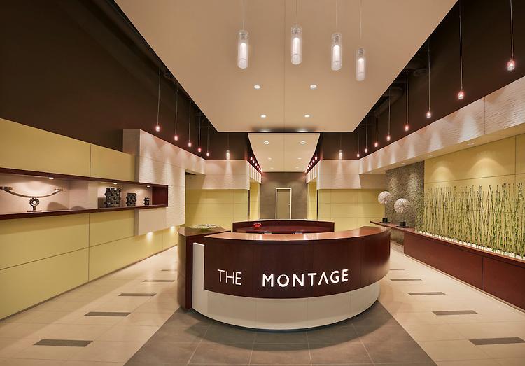 Montage Lobby