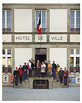 Conseil municipal de Gu&eacute;m&eacute;n&eacute;-sur-Scorff, Morbihan.