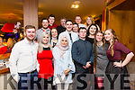 IT Tralee Students Union enjoying a christmas night out at the Manor West Hotel on Friday