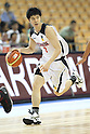 Takumi Ishizaki (JPN), SEPTEMBER 15, 2011 - Basketball : 26th FIBA Asia Championship Preliminary round Group C match between Japan 81-59 Indonesia at Wuhan Sports Center in Wuhan, China. (Photo by Yoshio Kato/AFLO)