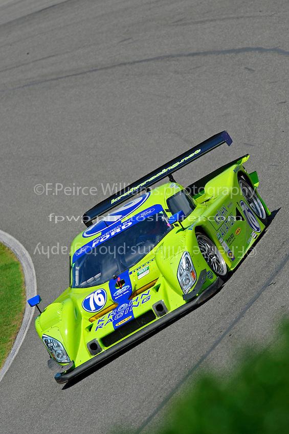 #76 Krohn Racing Lola/Ford<br /> 17-19  July, 2009, Birmingham, Alabama USA..&copy;2009 F.Peirce Williams, USA.