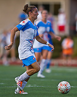 Chicago Red Stars defender/midfielder Julianne Sitch (38).  The Boston Breakers beat the Chicago Red Stars 1-0 at Dilboy Stadium.