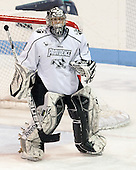 Nina Riley (PC - 1) - The Northeastern University Huskies defeated the visiting Providence College Friars 8-7 on Sunday, January 20, 2013, at Matthews Arena in Boston, Massachusetts.