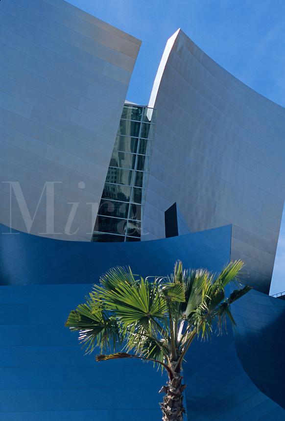 Walt Disney Concert Hall, Los Angeles, Californi