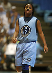 "13 October 2006: North Carolina's Ivory Latta. The University of North Carolina at Chapel Hill Tarheels held their first Men's and Women's basketball practices of the season as part of ""Late Night with Roy Williams"" at the Dean E. Smith Center in Chapel Hill, North Carolina."