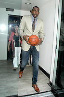 NY Knicks player Amar'e Stoudemire