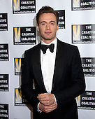 Erich Bergen arrives for the Creative Coalition Inaugural Ball for the Arts at the Harman Center for the Arts in Washington, DC on Friday, January 20, 2017.<br /> Credit: Ron Sachs / CNP________ arrives for the Creative Coalition Inaugural Ball for the Arts at the Harman Center for the Arts in Washington, DC on Friday, January 20, 2017.<br /> Credit: Ron Sachs / CNP<br /> (RESTRICTION: NO New York or New Jersey Newspapers or newspapers within a 75 mile radius of New York City)