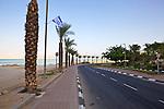 Road To Ein Bokek