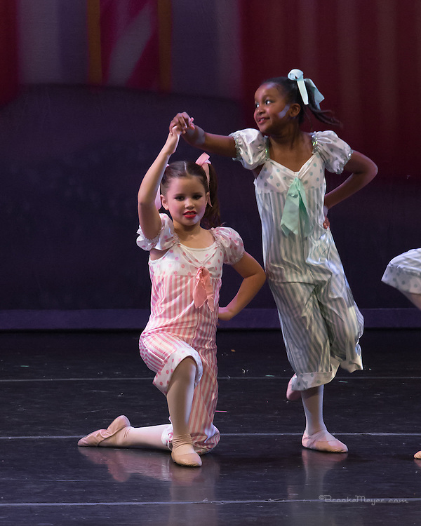 "Cary Ballet, ""Visions of Sugarplums"", Cary Arts Center, Cary, North Carolina, 21 Dec 2013."