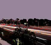 Royalty Free Photo Southern California Freeway