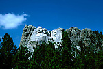 SD: South Dakota Mount Rushmore National Park.Photo Copyright: Lee Foster.lee@fostertravel.com; www.fostertravel.com; (510) 549-2202.Image: sdrush207