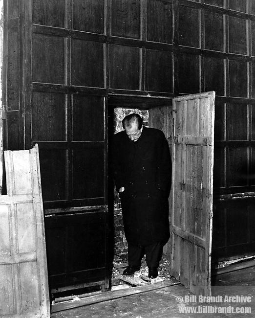 JP Getty, 1960
