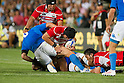 Hisateru Hirashima (JPN), AUGUST 13, 2011, Rugby : International test match between Italy 31-24 Japan at Dino Manuzzi Stadium, Cesena, Italy, (Photo by Enrico Calderoni/AFLO SPORT) [0391]