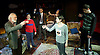 Donkey Heart <br /> by Moses Raine <br /> directed by Nina Raine at the Trafalgar Studios, London, Great Britain <br /> Press photocall<br /> 8th January 2015 <br /> <br /> Amanda Root as Zhenya<br /> <br /> Albie Marber as Kolya<br /> <br /> Emily Bruni as Natalia<br /> <br /> Lisa Diveney as Sasha <br /> <br /> Patrick Godfrey as Alexander<br /> <br /> Georgia Henshaw as Clara <br /> <br /> Alex Large as Tom <br /> <br /> Albie Marber as Kolya<br /> <br /> James Musgrave as Petya <br /> <br /> Paul Wyett as Ivan <br /> <br /> Photograph by Elliott Franks <br /> Image licensed to Elliott Franks Photography Services