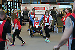 Calgary, AB - Nov. 14, 2015 - The Paralympian Search takes place at Canada Olympic Park in Calgary, Saturday, Nov. 14.(Photo: Mike Ridewood/Canadian Paralympic Committee)
