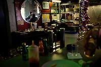 Braddock, PA, January 31, 2012 - Green Castle Cafe.