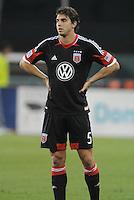 D.C. United defender Dejan Jakovic (5)  D.C. United defeated Toronto FC 3-1 at RFK Stadium, Saturday May 19, 2012.