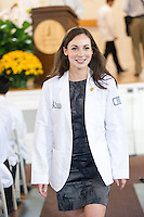 Jacqueline Wade, M.D. Class of 2017 White Coat Ceremony.