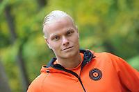 SCHAATSEN: YSBRECHTUM, 23-10-2015, Team4Gold perspresentatie, KoenVerweij, ©foto Martin de Jong