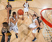 The University of Michigan men's basketball team beat Purdue, 68-53, at Crisler Center in Ann Arbor, Mich., on January 24, 2013.