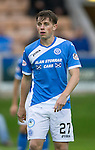 St Johnstone FC&hellip; Season 2016-17<br />Craig Thomson<br />Picture by Graeme Hart.<br />Copyright Perthshire Picture Agency<br />Tel: 01738 623350  Mobile: 07990 594431