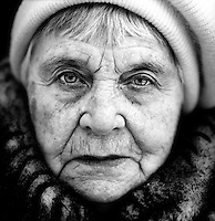 "Zinaida Mamlenova (born 1924), a Russian veteran of World War II (WW2)..""I was with the railway troops.  When the Germans invaded our country, we had to pull back to the east and destroy all the railway lines.  Later, we attacked the Germans again and advanced to the west; then we rebuilt the railway again."".""On 9 May 1945, I was in Czechoslovakia in a small town three kilometres from the front.  I was doing administrative work in the headquarters.  It was quiet outside and I was asleep. Suddenly I heard machine gun fire.  I thought the Germans were attacking us again.  All of a sudden there was the sound of many footsteps on the stairs.   I thought it was German soldiers.  I was so terrified that I couldn't speak and was ready to jump out of the window.  Then the door burst open and my comrades came running in.  They embraced and kissed me and congratulated me on our victory!  The war was over."".."
