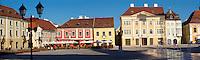 Szechenyi Square - ( Gy?r )  Gyor Hungary