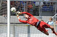 VOETBAL: HEERENVEEN: Abe Lenstra Stadion, 07-07-2012, Open Dag, Training selectie 2012-2013 tijdens de Open Dag van SC Heerenveen, Keeper Kenny Steppe, ©foto Martin de Jong