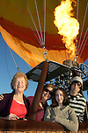 20101221 December 21 Gold Coast Hot Air ballooning