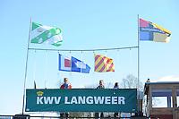 Skûtsjesilen Langwar IFKS 180415