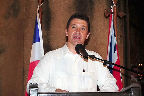 Embajador inglés dice corrupción afecta inversión en República Dominicana