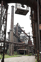 Vitkovice Iron and Steel Works Blast furnaces, Ostrava