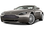 Aston Martin Vantage V8 Roadster Coupe 2009