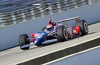 2001 Johnny Herbert IndyCar Test o IMS