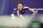 Michigan v. UW men's tennis 2/11/12