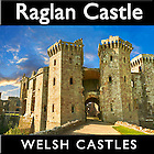 Raglan Castle Wales Images, Pictures & Photos