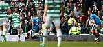 Callum McGregor scores the third goal for the visitors