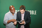 James Poyser of The Roots and Jimmy Fallon at the Book Signing for Jimmy Fallon's new book Thank You Notes at Barnes & Nobles' Upstairs at the Square, New York  5/25/11