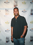 TV Personality AJ Calloway  Attends New York Knicks' Carmelo Anthony's Birthday Celebration at Greenhouse, NY  5/26/11