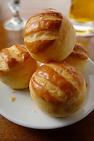 Potato Pogacsa - traditional hungarian pogi