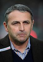 FUSSBALL   1. BUNDESLIGA   SAISON 2011/2012    12. SPIELTAG SV Werder Bremen - 1. FC Koeln                              05.11.2011 Manager Klaus ALLOFS (Werder Bremen)