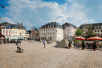 Luxemburg / Luxembourg  (architecture, heritage sites, nature & tourism)