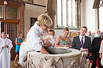 2014-09-15 - The Christening of Blossom Buckley